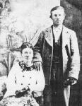John Main Oulton and Johanna MacDonald